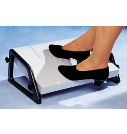WEDO Fußstütze RELAX, 49x35x19cm, Trittfläche: 45x35cm, lichtgr