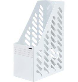 HAN Stehsammler KLASSIK XXL, Kunststoff, C4, 115 x 248 x 320 mm, weiß