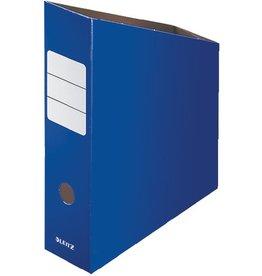 LEITZ Stehsammler, Feinwellp.(RC), A4, Füllbreite: 76mm, 80x245x320mm, blau