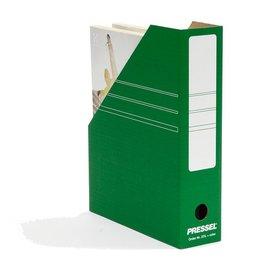 Pressel Stehsammler, Wellpappe, A4, 75 x 260 x 325 mm, grün