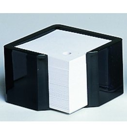 arlac Zettelbox memorion, gefüllt, für: 10x10cm, sw