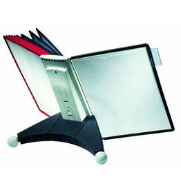 DURABLE Sichttafelständer SHERPA® TABLE 10, für: 10 Sichtt., A4, gefüllt