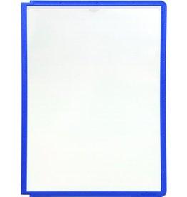 DURABLE Sichttafel SHERPA®, PP, A4, farblos/blauvioletter Rahmen