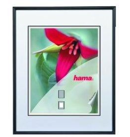 hama Bilderrahmen Sevilla, Normalglas, 21x29,7cm, Kst.rahmen, schwarz