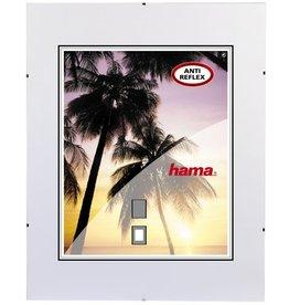 hama Bildhalter Clip-Fix, mit Antireflexglas, 21x29,7cm