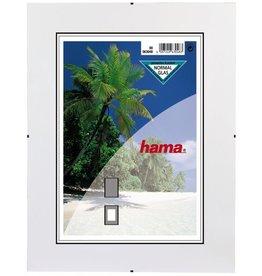 hama Bildhalter Clip-Fix, mit Normalglas, 20x30cm