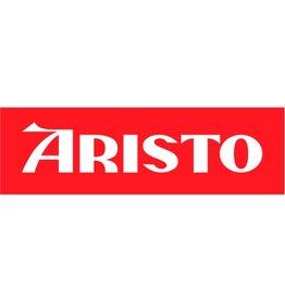 ARISTO Geodreieck, mit abnehmbarem Griff, Hypotenuse: 25 cm, glasklar