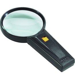 ECOBRA Lupe, mit Leuchte, 3 x, Linsengröße: 75mm
