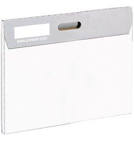 Pressel Zeichnungsmappe Top-Plan, A1, 90 x 2 x 70 cm, grau