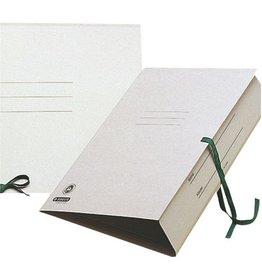 Esselte Zeichnungsmappe, Karton (RC), A3, 29,7x42cm, Füllhöhe: 2cm, grau