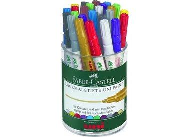 Marker, Malfarben, Künstlerfarben