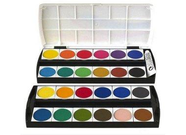 Künstlerfarben, Malfarben und Zubehör