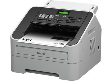 Laserfax