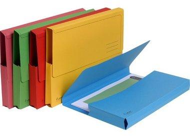 Sammel-/Dokumentenmappen, Sammel-/Dokumentenboxen