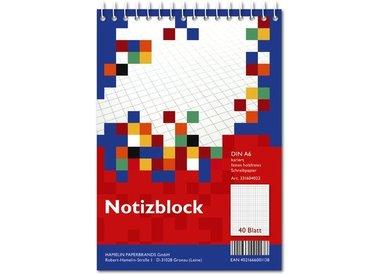Briefblocks, Notizblocks