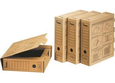 Archivierungsbehälter, Aufbewahrungsbehälter