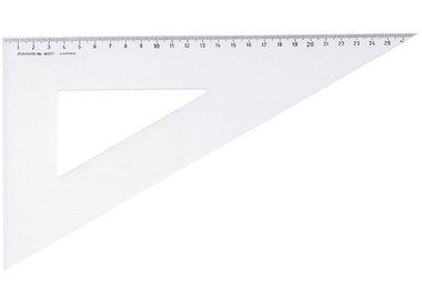 Lineale, Maßstäbe, Bandmaße, Dreiecke, Winkel