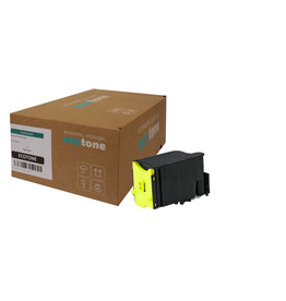 Ecotone Sharp MX-C30GTY toner yellow 6000 pages (Ecotone)