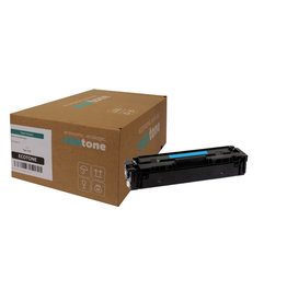Ecotone HP 203A (CF541A) toner cyan 1300 pages (Ecotone)