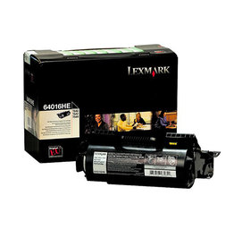 Lexmark Lexmark 64016HE toner black 21000 pages (original)