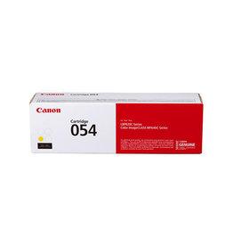 Canon Canon 054Y (3021C002) toner yellow 1200 pages (original)
