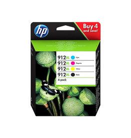 HP HP 912XL (3YP34AE) multipack c/m/y/bk 3300 pages (original)