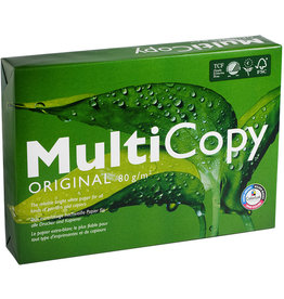 MultiCopy Multifunktionspapier ORIGINAL, A4, 80 g/m², weiß