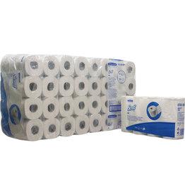 Scott Toilettenpapier 350, Tissue, 2lagig, Rolle, 350 Blatt, hochweiß