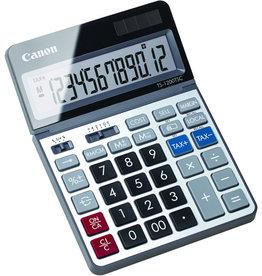 Canon Tischrechner, TS-1200TSC, angewinkeltes Display, 12stellig