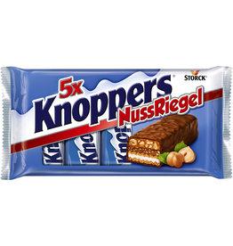Knoppers Schokoriegel NussRiegel, 5 x 40 g