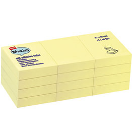 STAPLES Haftnotiz stickies™, 51 x 38 mm, gelb, 100 Blatt
