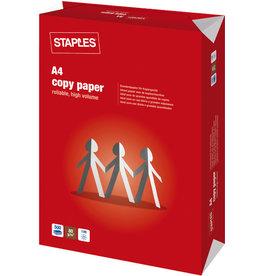 STAPLES Kopierpapier Copy, A4, 80g/m², weiß