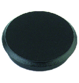 ALCO Magnet, rund, Ø: 32 mm, 7 mm, Haftkraft: 800 g, schwarz