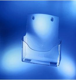 sigel Prospekthalter, f.Tisch, 1Fa.A4, 240x90x290mm