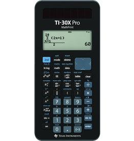 TEXAS INSTRUMENTS Taschenrechner, TI-30X Pro MathPrint™, 16stellig, 4zeilig