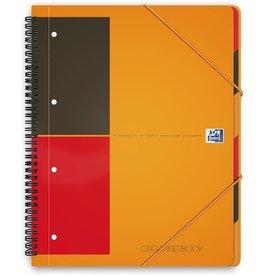 Oxford Collegeblock NTERNATIONAL ORGANISERBOOK, liniert, A4+, 90 Blatt