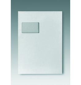 Versandtasche, m.Fe., sk, C4, 229x324mm, 100g/m², CF, weiß