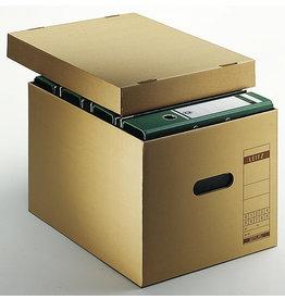 LEITZ Archivbox, Wellp.(RC), A4, 34x45,5x27,5cm, br