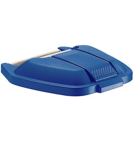 RubbermaidCommercial Products Deckel, PP, blau