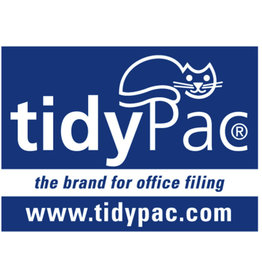 tidyPac Füllmaterial, Flo-Bag, Chip, Spenderbox, grün