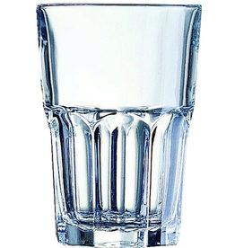 Arcoroc Glas, Granity, stapelbar, rund, 310 ml, 7,5 x 14 cm