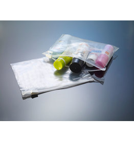Gleitverschlusstasche, LDPE, 0,06 mm, 200 x 150 mm, transparent