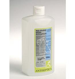 ANTISEPTICA Handdesinfektion Poly Alcohol, flüssig, Euroflasche