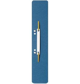 LEITZ Heftstreifen, Manila(RC), 250g/m², lang, 60x305mm, blau