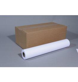 rauch Inkjetpapier CAD 91351, 1.067mmx50m, ECF, 90g/m², weiß, matt