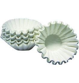 BRAVILOR BONAMAT Kaffeefiltertüte, 7.150.101.103, 84/250 mm, weiß