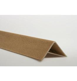 Kantenschutz, Karton, 50 x 50 mm, L: 0,8 m, braun