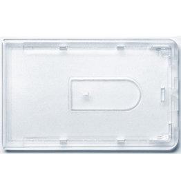 ID Kartenbox ID 37, Polycarbonat, Kreditkarte, transparent
