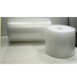 AirCap Luftpolsterfolie, kleinnoppig, 0,08 mm, 30 cm x 100 m, farblos