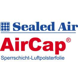 AirCap Luftpolsterfolie, Polyethylen, kleinnoppig, 3lagig, 50 cm x 100 m